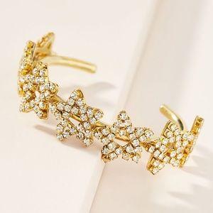 Free People & Anthropologie  Star Cuff Bracelet